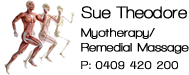 Sue Theodore - Myotherapy, Massage Therapist